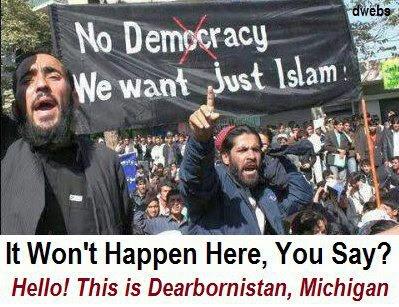 Dearborn fake