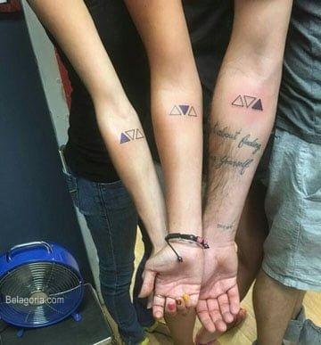 Tatuajes que signifiquen familia unida