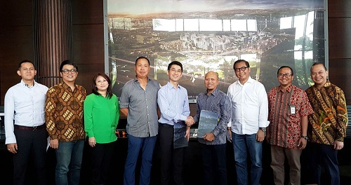 Telekomunikasi Berbasis Fiber Optic Segera Layani SouthCity