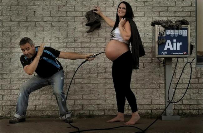 creative pregnancy