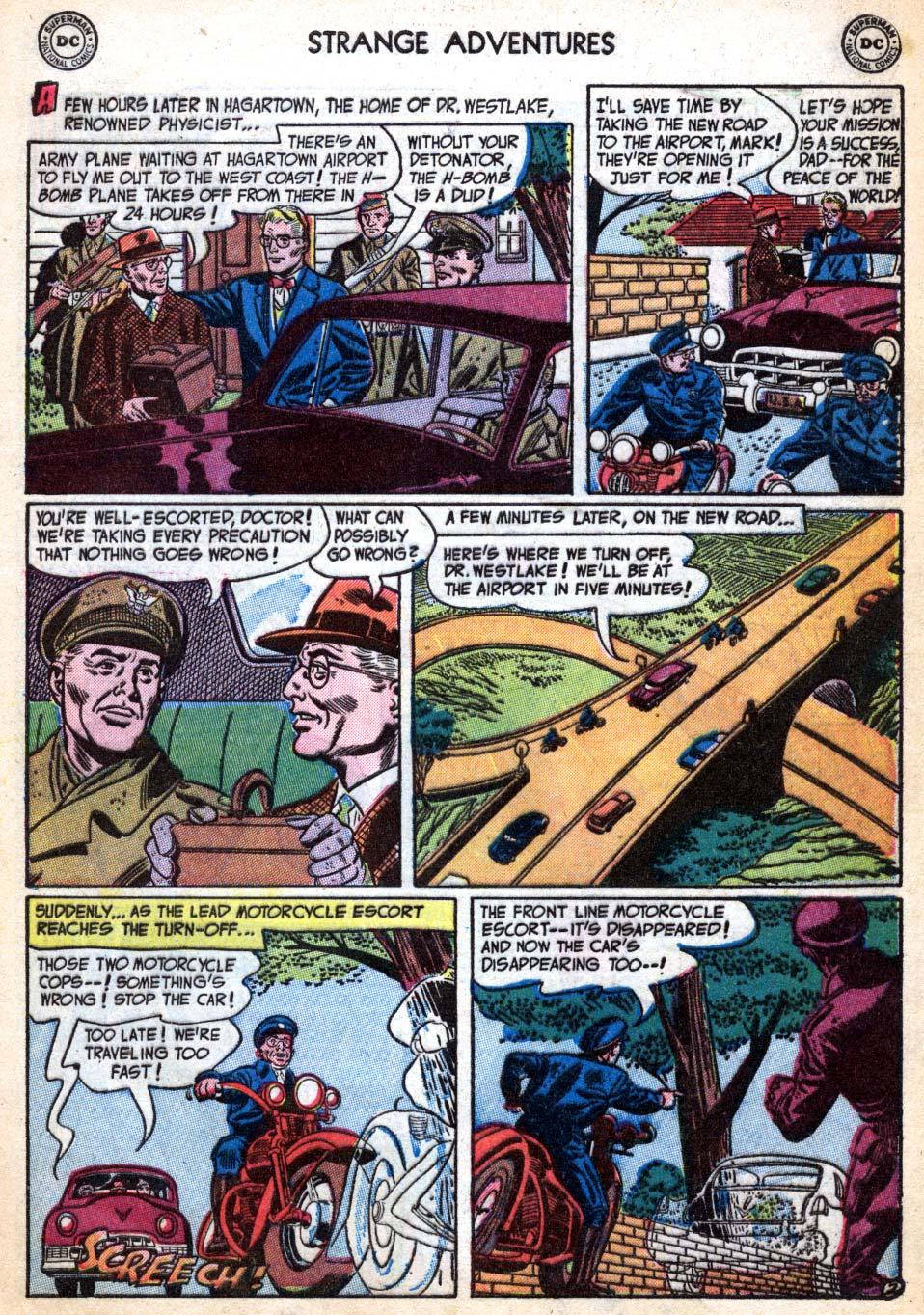Strange Adventures (1950) issue 35 - Page 29