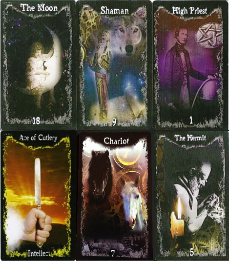 Tarot of the Wyrd