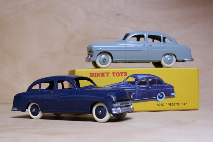 garage de poche les comparaisons de thierry  ford vedette 1953