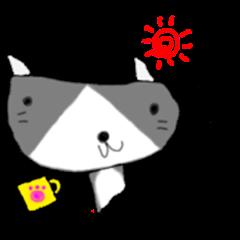child's Graffiti cat