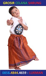 distributor sarung instan anak