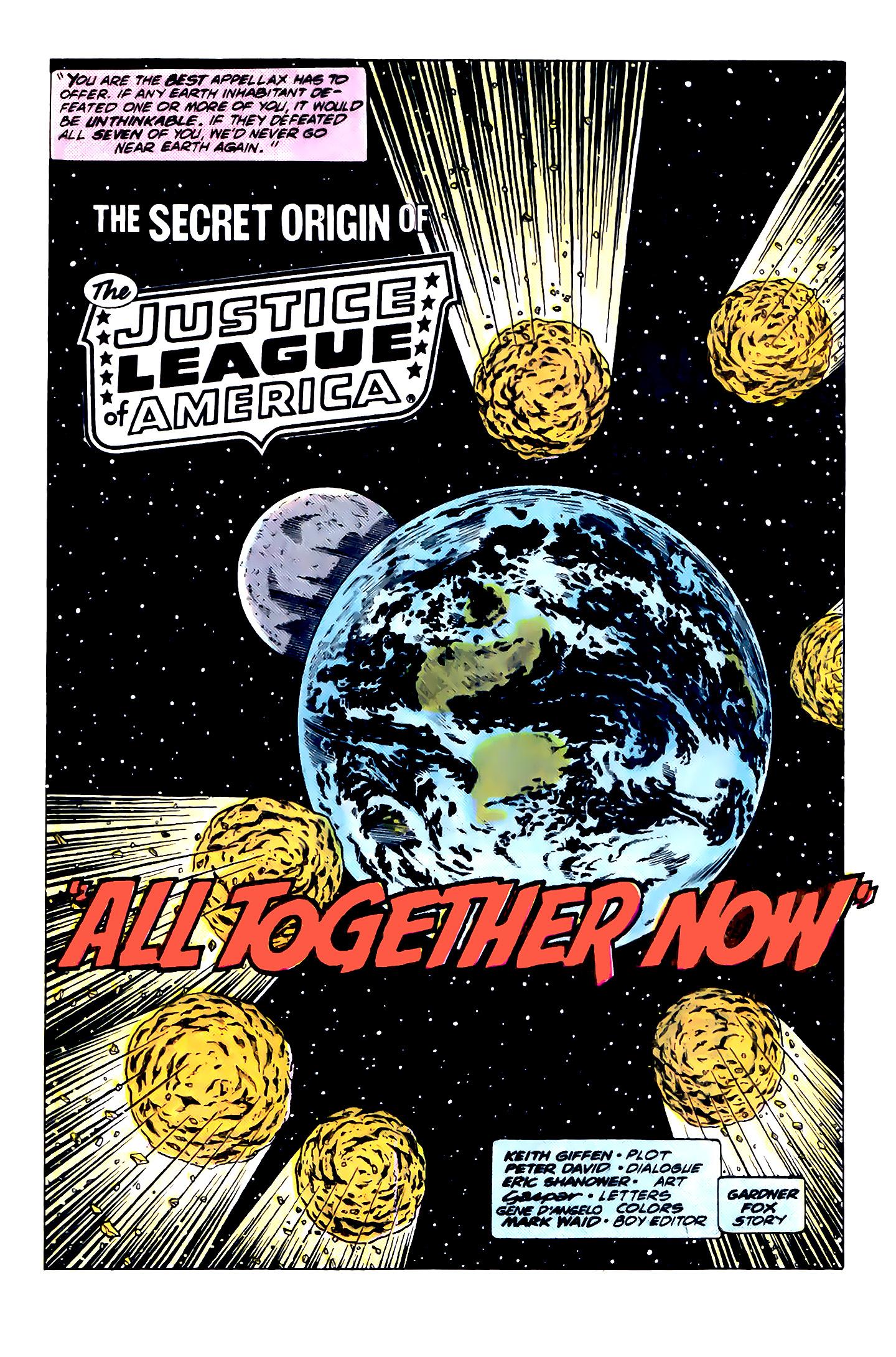 Read online Secret Origins (1986) comic -  Issue #32 - 4