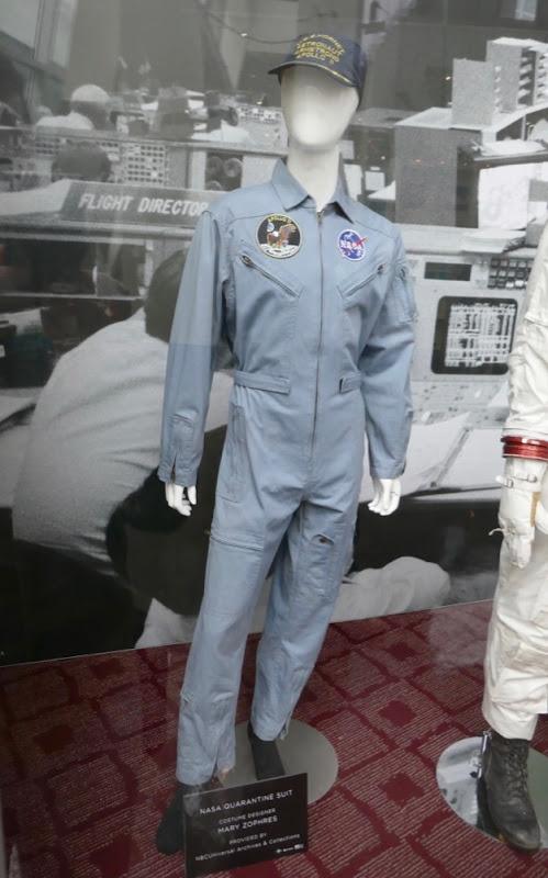 Ryan Gosling First Man Neil Armstrong NASA quarantine suit