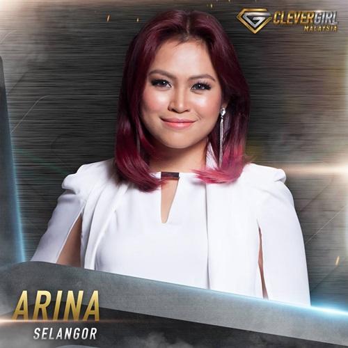 Biodata Arina Clever Girl Malaysia 2016, profile Arina Mohd Fairin Lum, biografi, profil dan latar belakang Arina Clever Girl Malaysia TV3, foto, gambar Arina Clever Girl Malaysia, facebook, instagram Arina Clever Girl Malaysia
