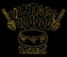 Vintage Voudou art sound disquaire amsterdam