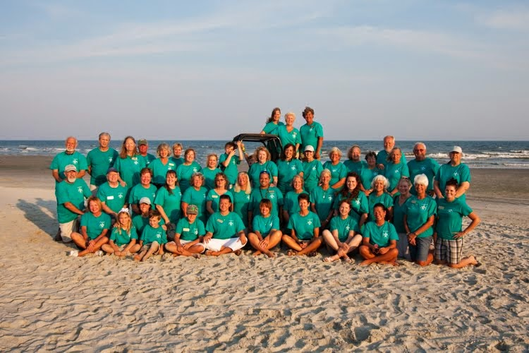2014 NMB Sea Turtle Patrol