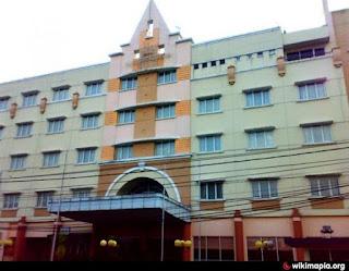 Nalendra Hotel Bandung dekat dengan Pusat Kota