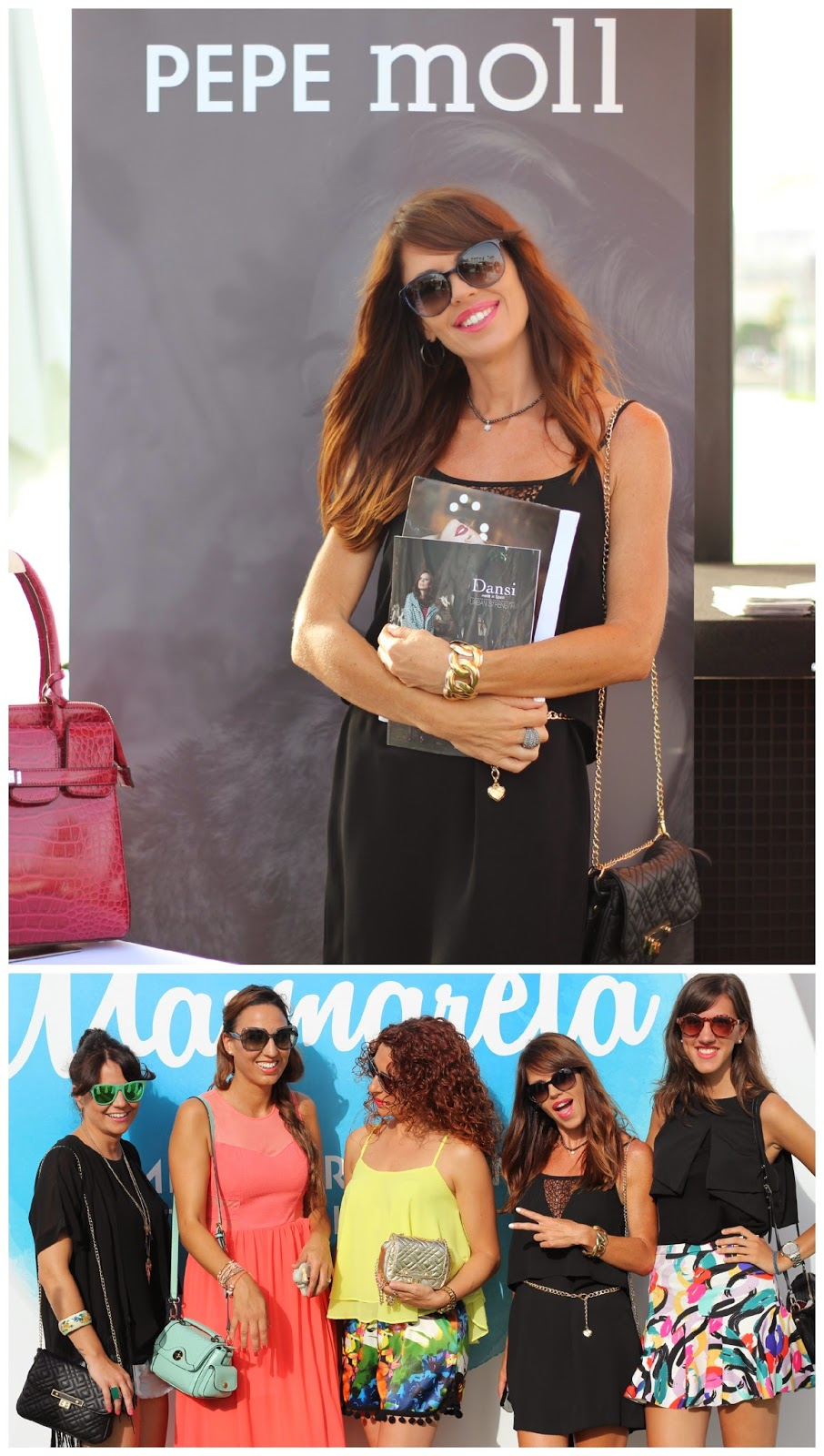 Pepe Moll and Dansi Shoes - Evento Blogger - ALCBloggersDay