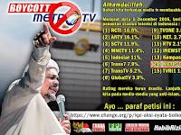FPI: Jumlah Penonton MetroTV ANJLOK jadi selevel Dengan TVRI! Dampak dari BOIKOT