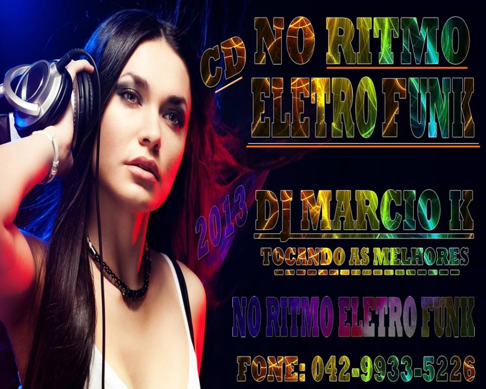 cd eletro funk 2013
