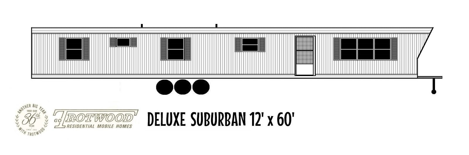 Portable Levittown  1968 Models