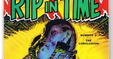 UN UNIVERSO DE VIÑETAS: 1986-RIP TIEMPO ATRÁS - Bruce ...