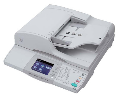 Fuji Xerox DocuScan C3200A Driver Download