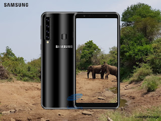 Samsung Galaxy A9s Akan Dirilis