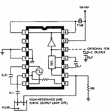 Admirable Electronic Liquid Detector Circuit Diagram Simple Schematic Collection Wiring Digital Resources Remcakbiperorg