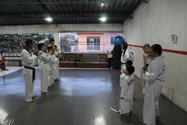 Convite Aula Defesa Pessoal - Academia Sigma - Taekwondo - Blog Mamãe Sortuda