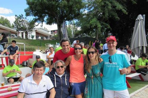 VII Campeonato de Pádel Unify-Movistar
