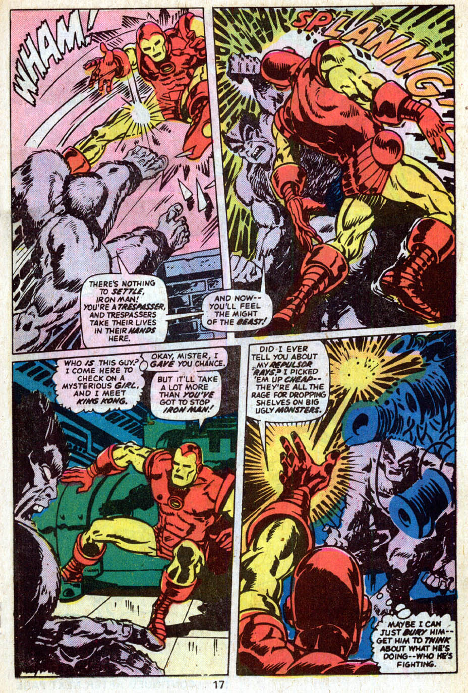 The Avengers (1963) 136 Page 11