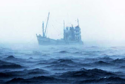 Kapal Nelayan Di Ambon Hilang Kontak