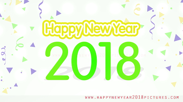 Happy new year Banner 2018 illustration vector images graphic free download