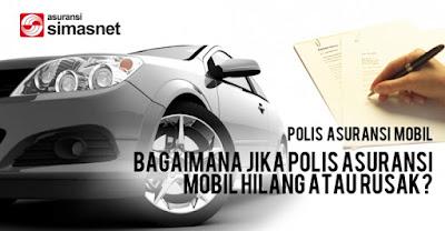 Asuransi Mobil Simasnet Pilihan Terbaik 2017