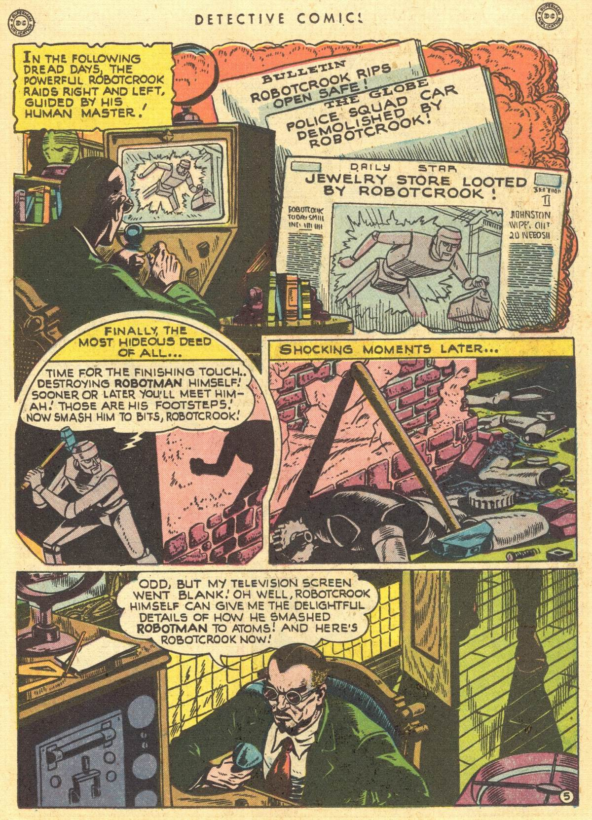 Read online Detective Comics (1937) comic -  Issue #150 - 20