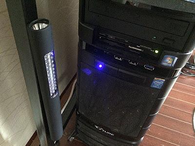 2WAY LEDライト『YW36+1』