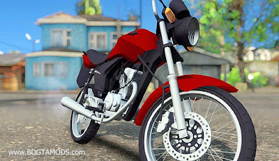 GTA SA - Honda Fan 150 ESDI 1