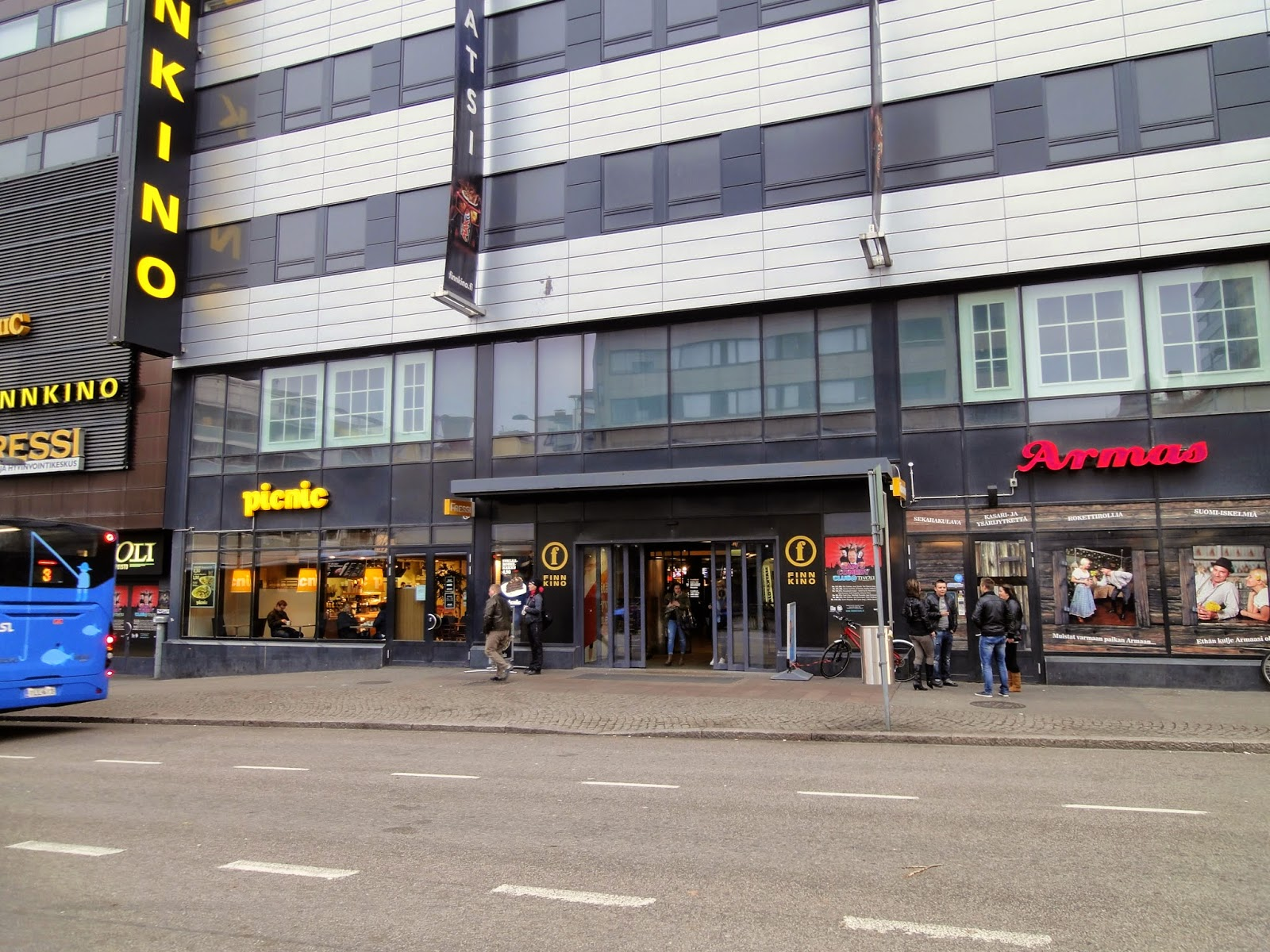 where to meet finnkino lahti