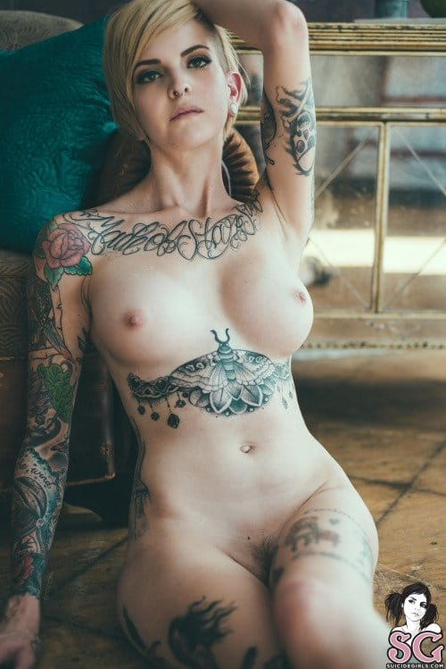 tattoo sex xxx