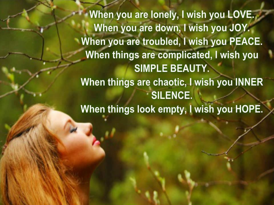 What to do when u are lonely