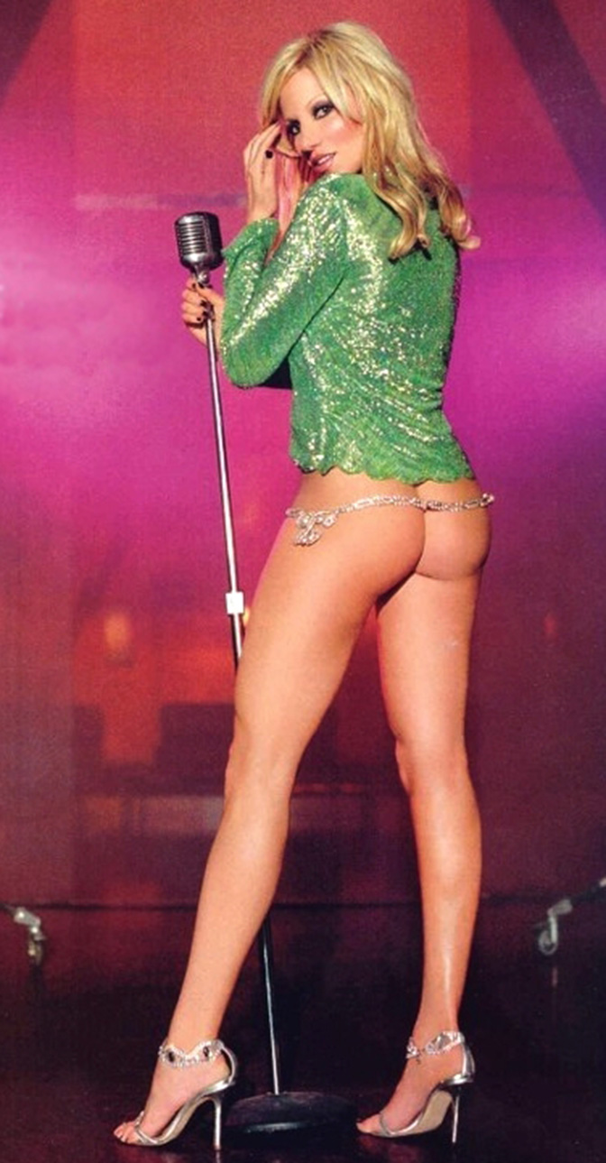 Debbie gibson playboy nude