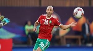 منتخب المغرب يحقق الفوز الاولي له في تصفيات كأس أمم أفريقيا خارج ملعبه على منتخب بوروندي