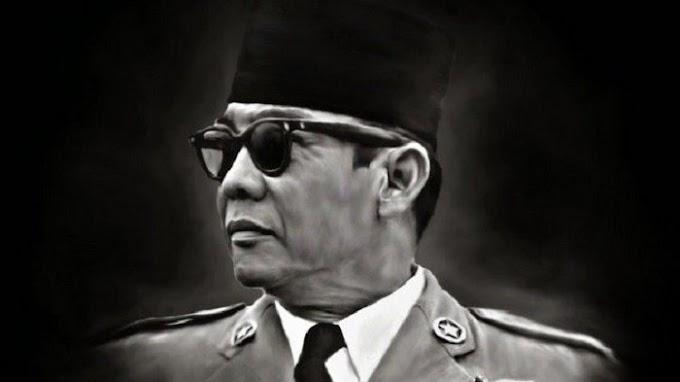 Profil Tokoh Presiden Pertama Indonesia, Soekarno