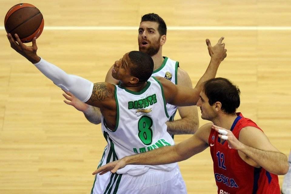 Cska Pao Photo: El Fabuloso Mundo Del Baloncesto: El CSKA Gana Al