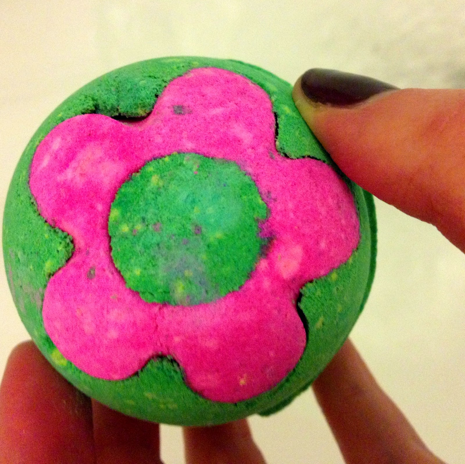 Lush blog review