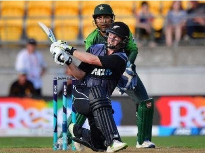 The first One Day; New Zealand batting toss against Pakistan