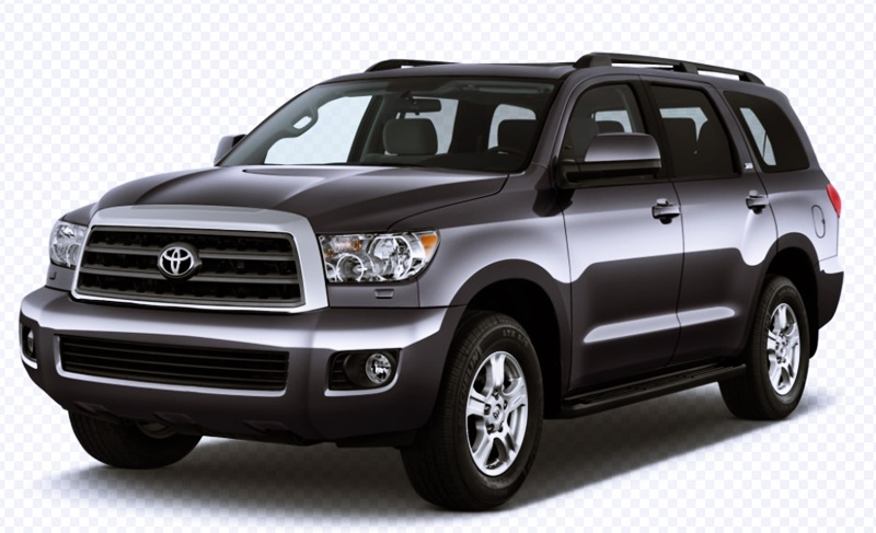 2018 Toyota Sequoia Configurations Spec