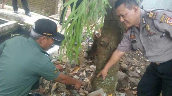 granat aktif ditemukan di desa sukasari mandirancan