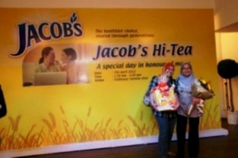 EVENT: JACOB HI-TEA