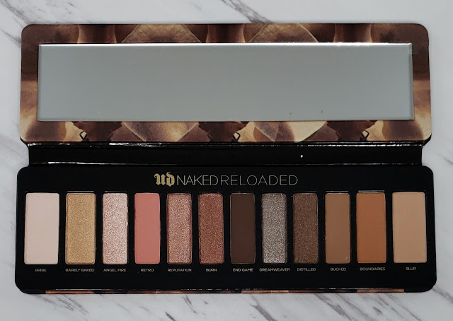 Review: Urban Decay Naked Reloaded Palette