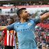 Manchester City ganó con un gol de Agüero y pelea la Premier
