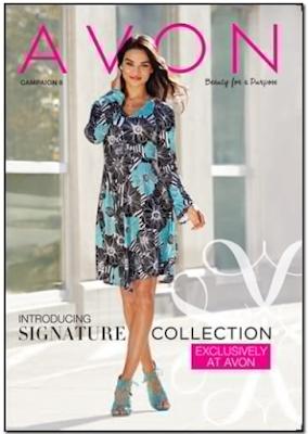 Avon Campaign 8 Brochure