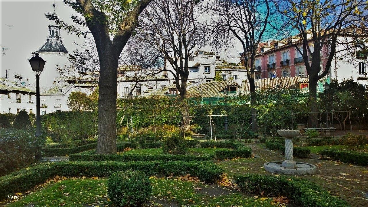 Tocando otros palillos jardines del palacio del pr ncipe for El jardin del principe