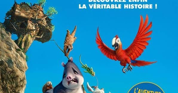 Dans la peau d 39 une fille robinson cruso un joli film d 39 animation - Mercredi robinson crusoe ...