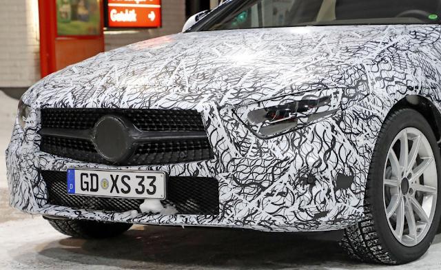 2019 Mercedes-Benz CLS Engine